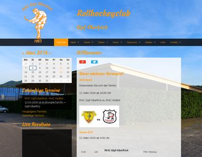 Rollhockey-Club Gipf-Oberfrick